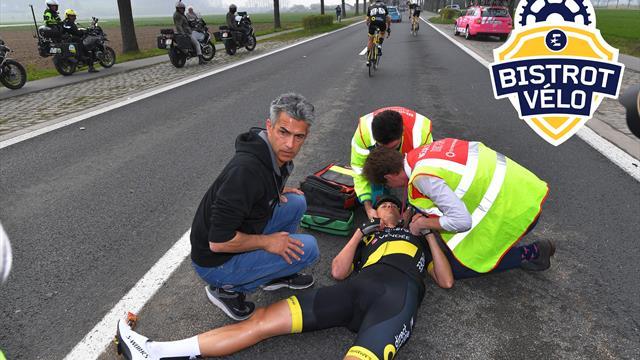 """Bernaudeau : """"Niki Terpstra, c'est grave"""""""