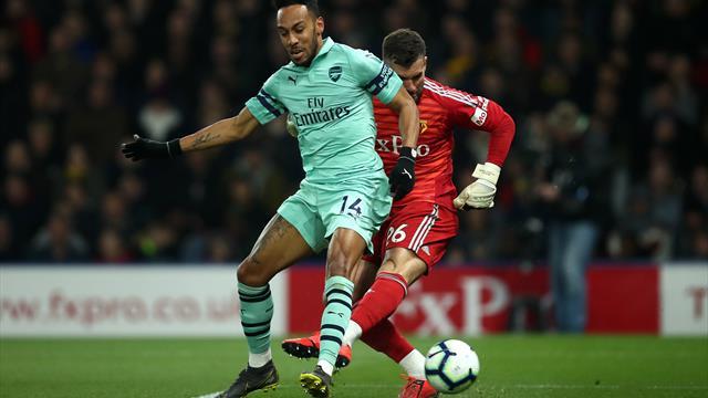 'Pants down, cojones on full view' – Fans react to Watford's horror start against Arsenal