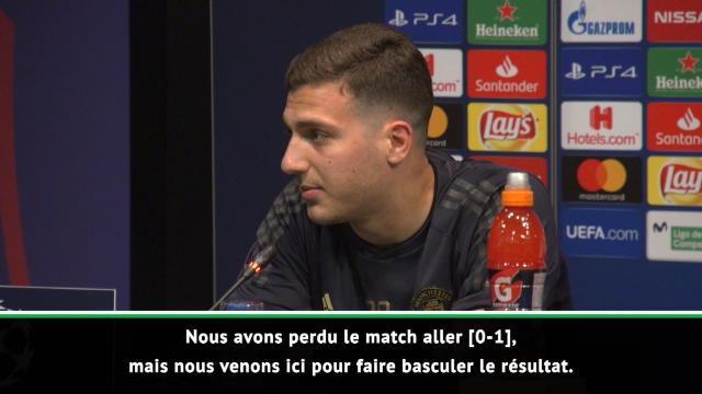 """Quarts - Dalot : """"Marquer le premier but et gagner"""""""