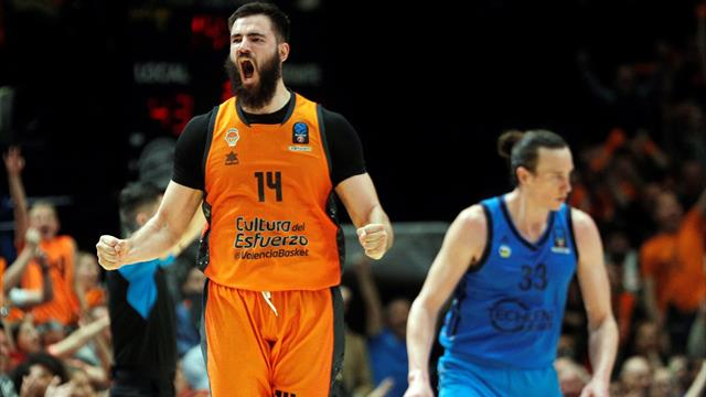 🏆🏀 El Valencia Basket destroza al Alba Berlín y conquista la cuarta Eurocup de su historia