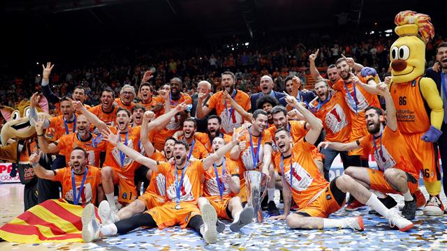 Eurocup, Valencia Basket-Alba Berlín: La cuarta para la Fonteta (89-63)
