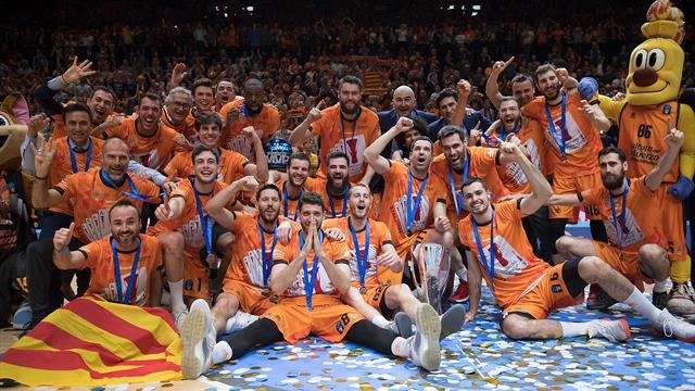 Valencia travolge l'Alba Berlino in gara 3, vince l'Eurocup e sarà in Eurolega l'anno prossimo