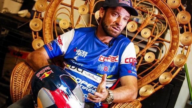 """'Chaleco' López dice que el rally Dakar """"vuelve a su esencia"""" en Arabia Saudí"""