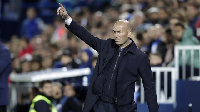 """Zidane se sincera: """"Deberíamos jugar mejor"""""""