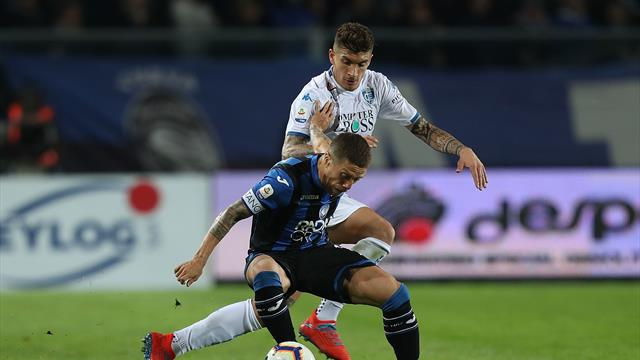 Atalanta drop two precious points in Champions League race