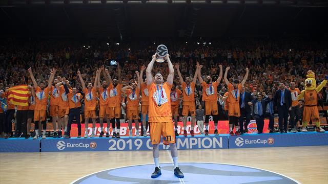 Highlights: Valencia Basket-ALBA Berlino 89-63