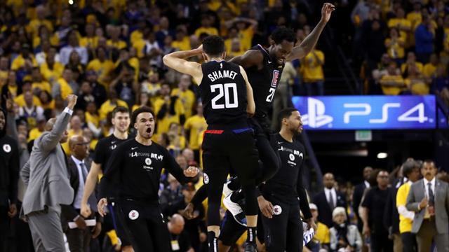 La giocata della notte: bingo di Shamet! Tripla, sorpasso Clippers da -31 e vittoria sui Warriors!