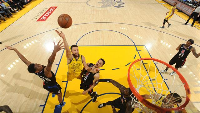 Warriors lose 31-point lead, Cousins as Clippers rally