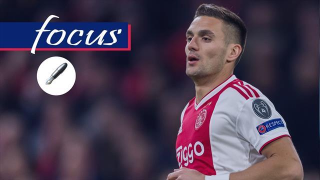 Dusan Tadic, il genio degli spazi: gli sprazzi della Premier, la luce dell'Ajax