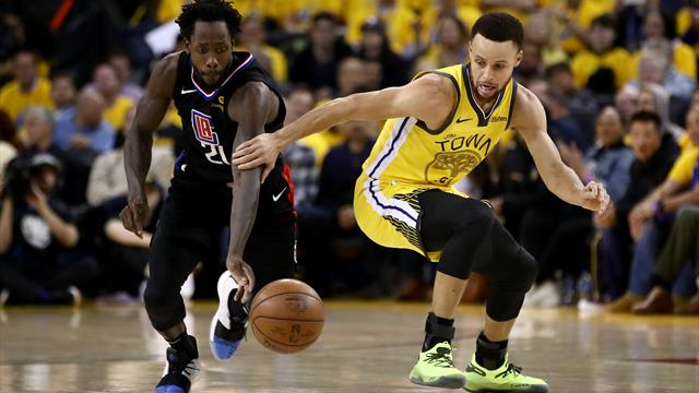 NBA-Play-offs: Meister Golden State gibt Sieg aus der Hand