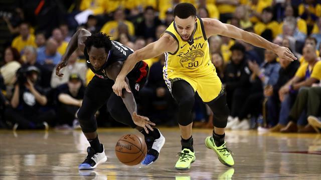 NBA-Playoffs: Meister Golden State landet böse auf der Nase