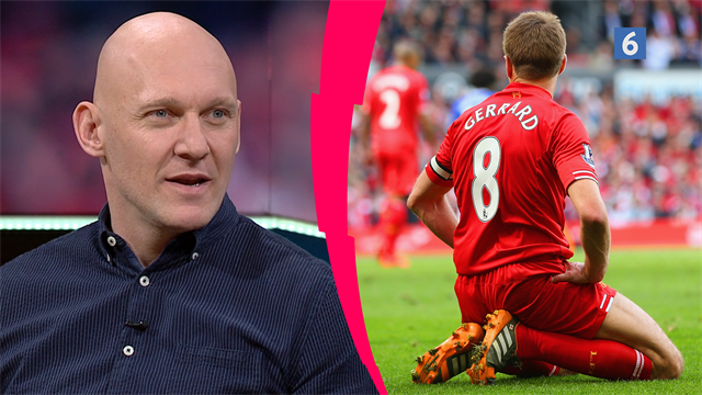 Thomas Gravesen om Steven Gerrard: Den mest strålende stjerne i Liverpools historie