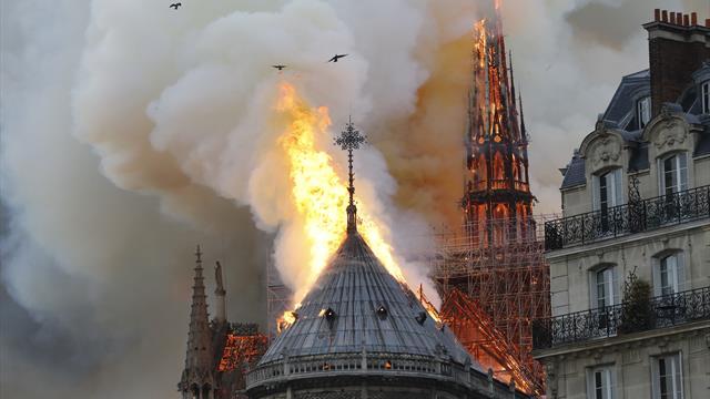 Frankreichs Profifußball beteiligt sich an Notre-Dame-Wiederaufbau