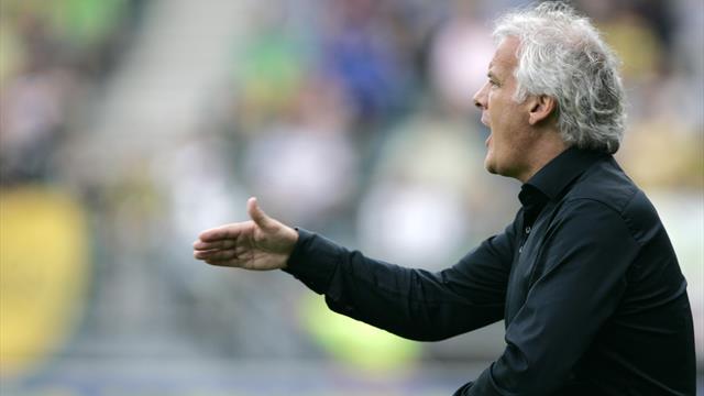 Anderlecht se sépare de son entraîneur trois mois après son arrivée