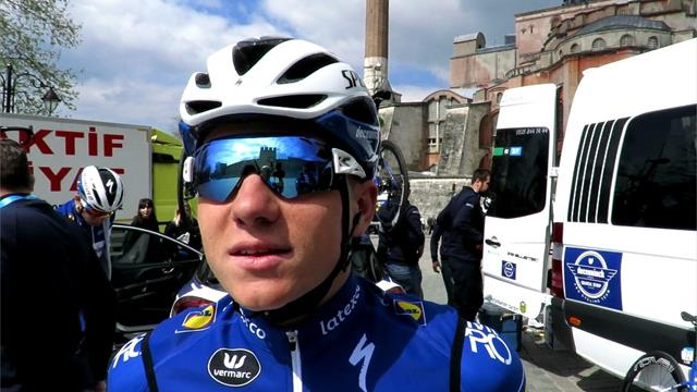 Morkov, Jakobsen and Evenepoel preview Tour of Turkey
