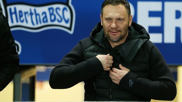 Le Hertha Berlin se séparera de son entraîneur à la fin de la saison