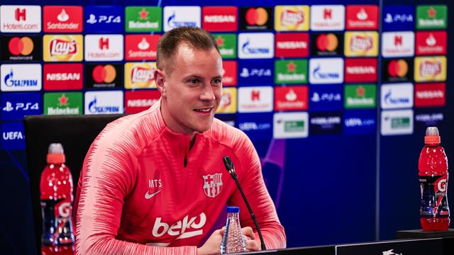 Barcelona will aim to dominate Manchester United says Marc-Andre Ter Stegen