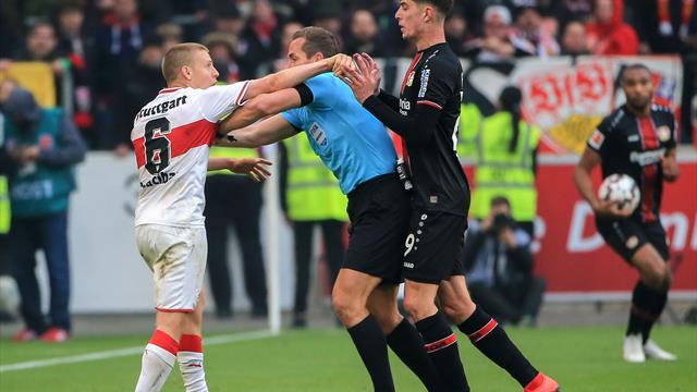 Nach Spuck-Attacke: Lange Sperre für VfB-Profi Ascacibar