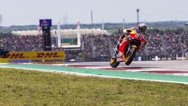 Dovizioso: Marquez isn't completely 'under control'