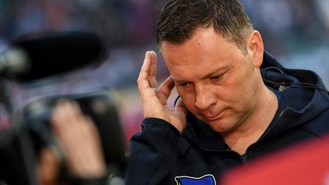 Dardai dejará de entrenar al Hertha Berlín a final de la temporada