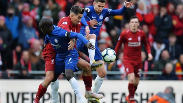 El Liverpool investiga los incidentes contra los aficionados del Chelsea