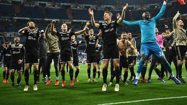 Ajax will's wissen: Letzte Party vor dem Ausverkauf