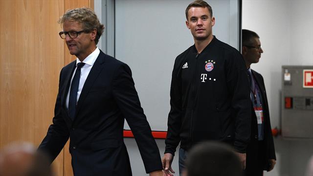 Rätsel um überraschende PK bei Bayern: Was will Neuer bekanntgeben?