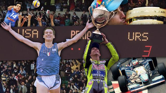 Rossi, Schumacher, Miracle On Ice, i Cavs e Lebron James: le rimonte incredibili dello sport