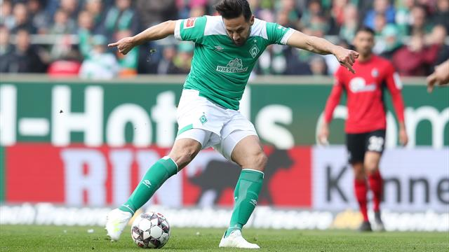 Pizarro glaubt an Doppelschlag gegen Bayern