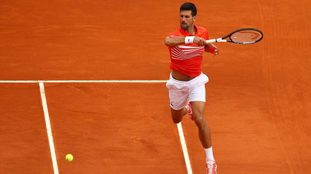 Masters Monte Carlo 2019, Djokovic-Kohlschreiber: Victoria sin lustre (6-3, 4-6 y 6-4)