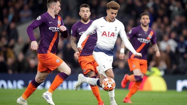 Manchester City v Tottenham talking points