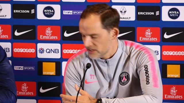 """28e j. (en retard) - Tuchel sur l'effectif : """"On va trouver une solution pour Nantes"""""""