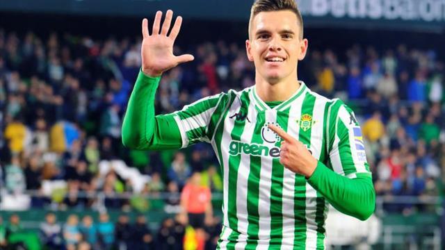 El argentino Lo Celso seguirá en el Betis hasta 2023