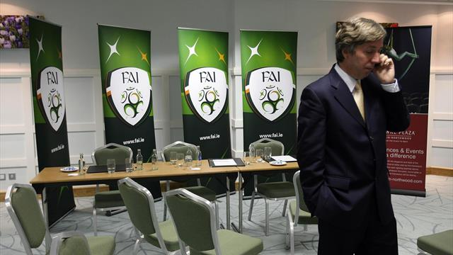 FAI board indicates it will step down, says Minister for Sport Shane Ross