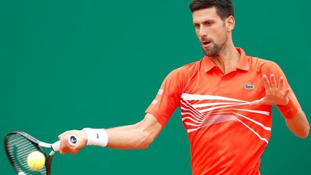 Djokovic espera rival en tercera ronda y Cilic cae ante Guido Pella