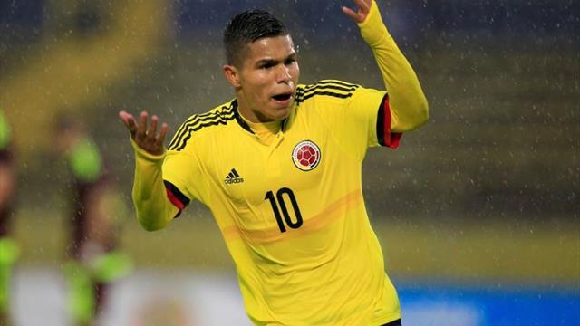 El 'Cucho' Hernández encabeza la convocatoria de Colombia para el Mundial Sub'20
