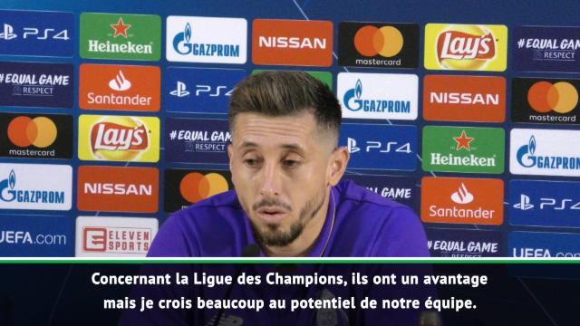 """Quarts - Herrera : """"Je crois beaucoup à notre potentiel"""""""