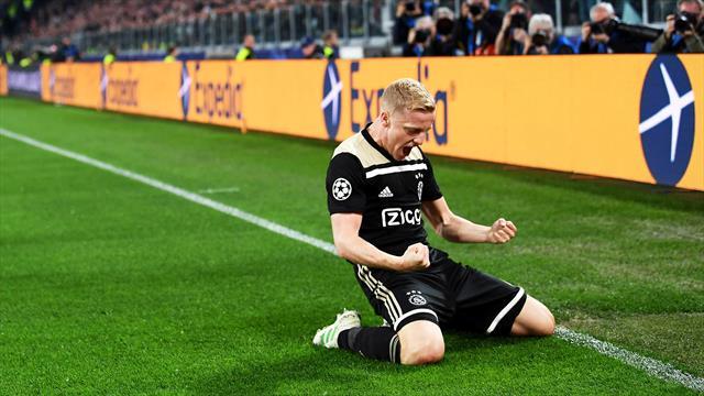 Ciao, Ronaldo! Ajax bastelt am Fußball-Märchen