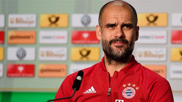 """Guardiola: Das war ein """"großer Misserfolg"""" bei Bayern"""