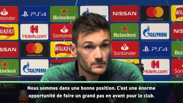 "Quarts - Lloris : ""Écrire l'histoire du club"""