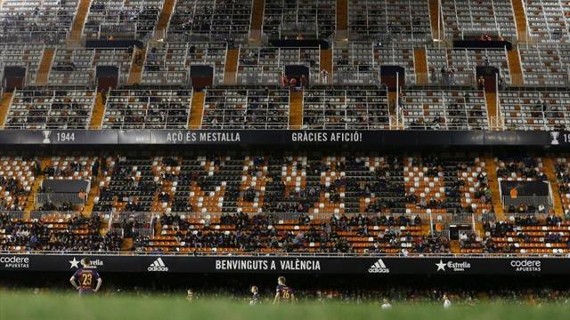 El Valencia a punto de firmar una oferta vinculante para venta de Mestalla