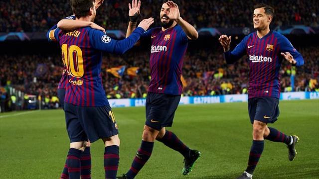 """Valverde: """"Cuando Leo está así, es imparable"""""""