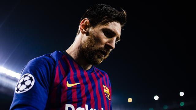 Messi-Einsatz gegen Dortmund auf der Kippe
