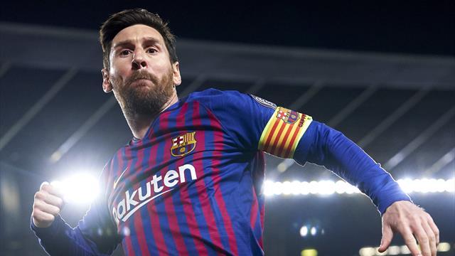 L'antisèche : Messi, un peu, beaucoup… à la folie ?