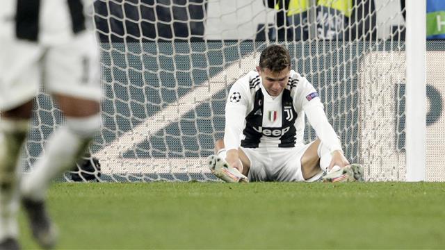 """Allegri : """"On a acheté Ronaldo pour gagner la C1... mais le football, ce n'est pas des maths"""""""
