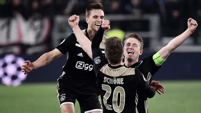 """Ajax-Kapitän de Ligt überwältigt: """"Es ist bizarr"""""""