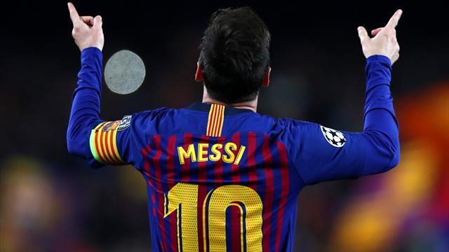 """On ne va pas s'excuser d'avoir Messi"""