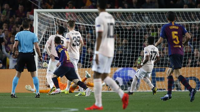 Messi urges Barca to show more early focus after climbing quarter-final barrier