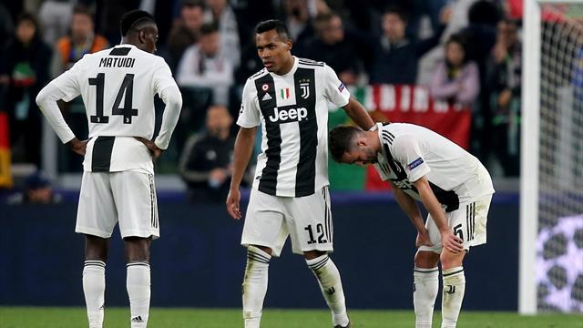 """Fin de course"", ""Apocalypse"", ""Grand Ajax"" : La presse européenne accable la Juventus"
