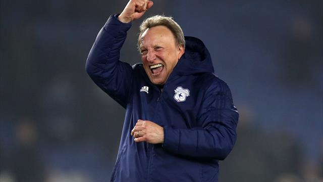 Warnock proud as Cardiff keep their season alive
